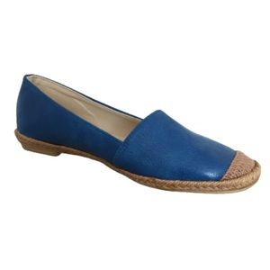 Wanted Blue Flats
